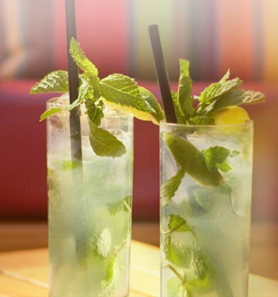 Cuban-mojitos