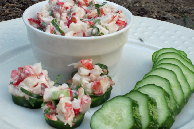 Lobster---cucumber