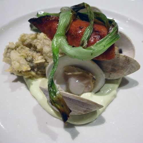Grilledclams