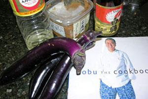 Eggplant-prep