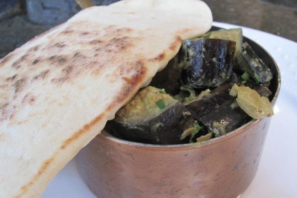 Eggplant-curry